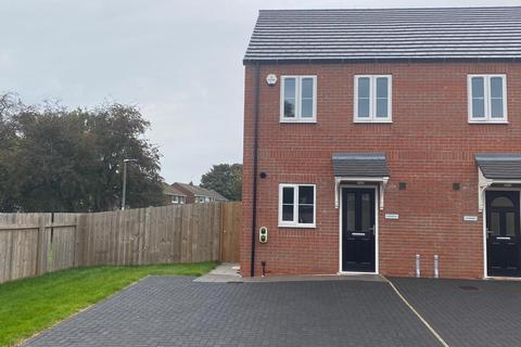 2 bedroom end of terrace house to rent - Waterworks Street, Immingham DN40