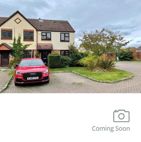 3 bedroom end of terrace house for sale - West End,  Surrey,  GU24