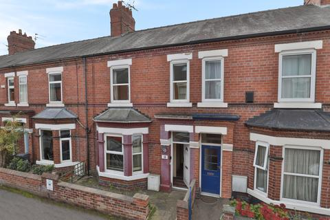 3 bedroom terraced house for sale - Markham Crescent, York, North Yorkshire