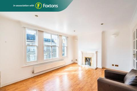 2 bedroom flat for sale - Flat 3, 9 Greyhound Road, London, W6 8NH