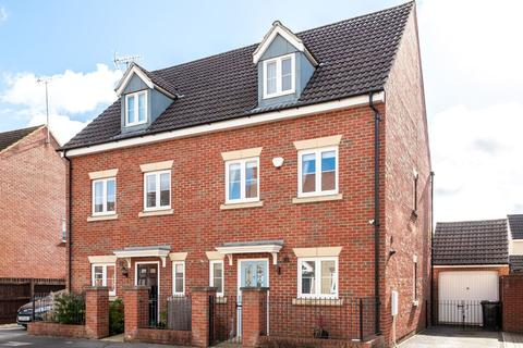 3 bedroom end of terrace house for sale - Havisham Drive, Swindon SN25 1BH