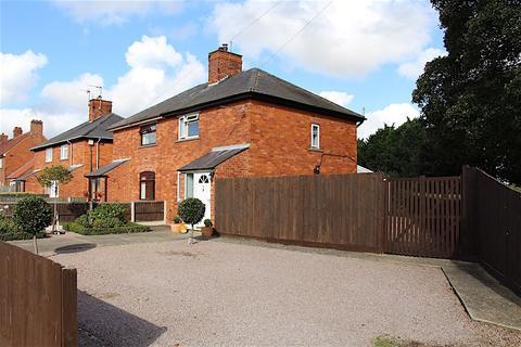 2 bedroom semi-detached house for sale - West Street, Barkston, Grantham NG32 2NL