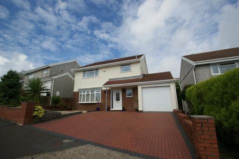 4 bedroom detached house to rent - Llwynmaw Close, Sketty