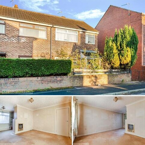 2 bedroom semi-detached house for sale - Engine Street, Chadderton, Oldham, OL9