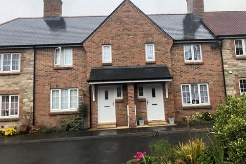 2 bedroom terraced house for sale - Farwell Crescent, Chickerell, Weymouth