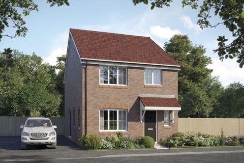 3 bedroom detached house for sale - Plot 266, The Verbena at Horwood Gardens, Gartree Road, Oadby LE2