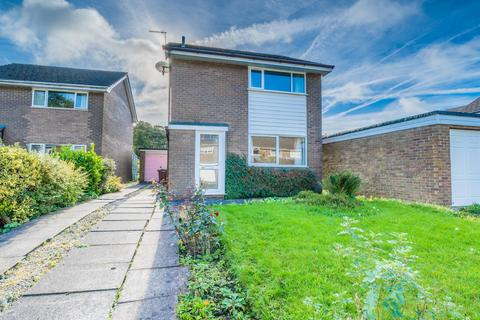 3 bedroom detached house for sale - Amberley Drive, Buxton, Derbyshire, SK17