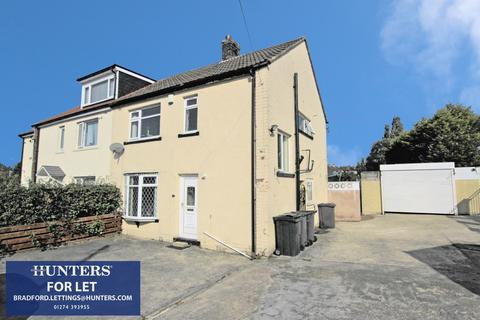 3 bedroom semi-detached house to rent - Bell House Crescent, Bradford