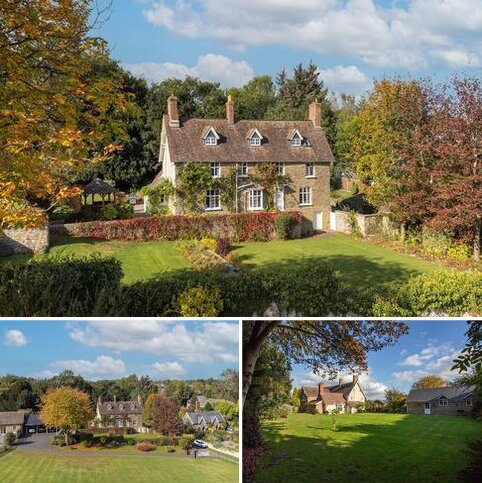 6 bedroom farm house for sale - Corfton, Craven Arms, Shropshire, SY7