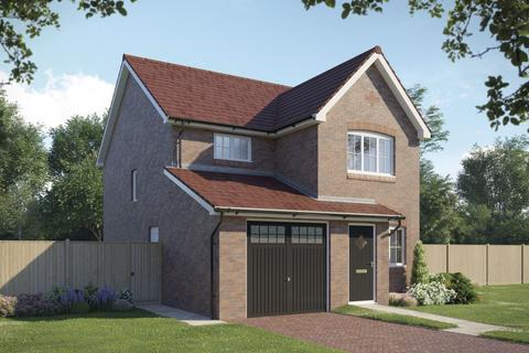 3 bedroom detached house for sale - Plot 269, The Begonia at Horwood Gardens, Gartree Road, Oadby LE2
