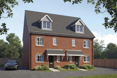 3 bedroom semi-detached house for sale - Plot 271, The Veronica at Horwood Gardens, Gartree Road, Oadby LE2