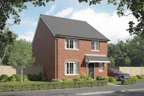 4 bedroom detached house for sale - Plot 272, The Ophelia at Horwood Gardens, Gartree Road, Oadby LE2