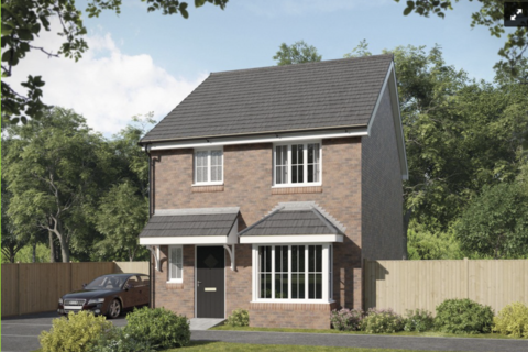 3 bedroom detached house for sale - Plot 273, The Orchid at Horwood Gardens, Gartree Road, Oadby LE2