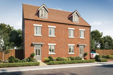 4 bedroom semi-detached house for sale - Plot 9, The Worcester at Royal Retreat, Vendee Drive, Kingsmere, Bicester OX26