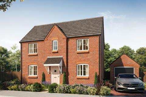3 bedroom detached house for sale - Plot 13, The Lysander at Royal Retreat, Vendee Drive, Kingsmere, Bicester OX26