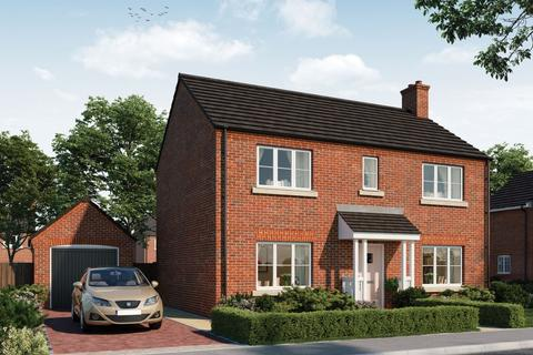 4 bedroom detached house for sale - Plot 18, The Rose at Royal Retreat, Vendee Drive, Kingsmere, Bicester OX26