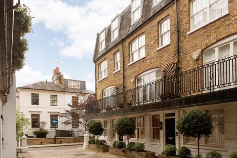 2 bedroom terraced house for sale - Canning Place Mews, Canning Place, London, W8