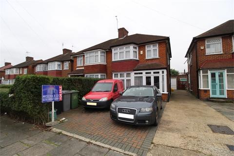 3 bedroom semi-detached house for sale - Calder Gardens, Edgware, Middlesex