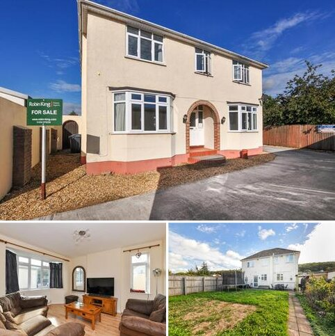 4 bedroom detached house for sale - A 4 bedroom home with an enclosed garden plus 0.7 acre plot for development