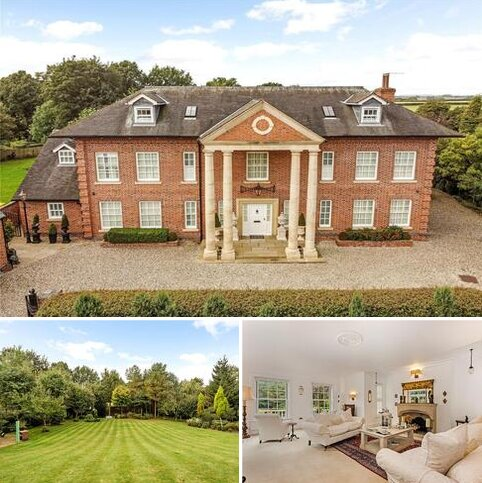 6 bedroom detached house for sale - Chamberlain Court, Betley, Crewe, CW3