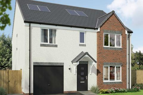 4 bedroom detached house for sale - Plot 2, The Whithorn at Naughton Meadows, Naughton Road DD6