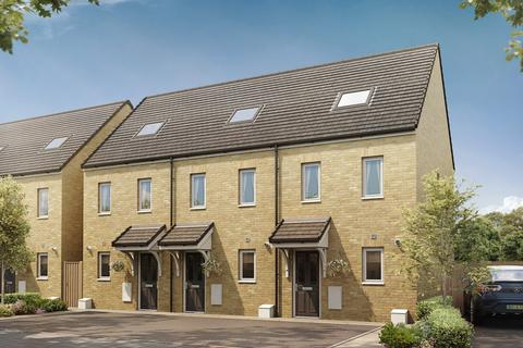 3 bedroom terraced house for sale - Plot 1066, The Moseley at Meadowbrook, The Rings, Ingleby Barwick TS17