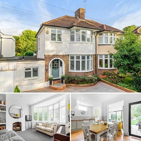 3 bedroom semi-detached house for sale - Woodside Avenue, Chislehurst