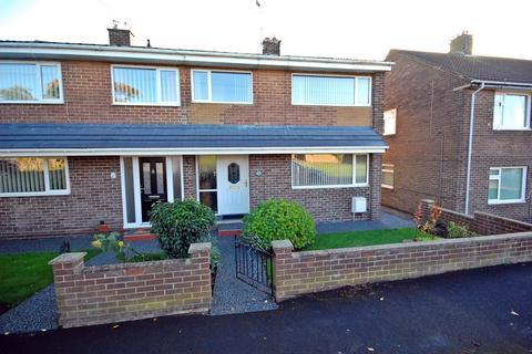 3 bedroom semi-detached house for sale - Farnham Road, Newton Hall, Durham