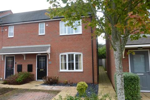 3 bedroom end of terrace house to rent - Moorhen Close, Market Rasen