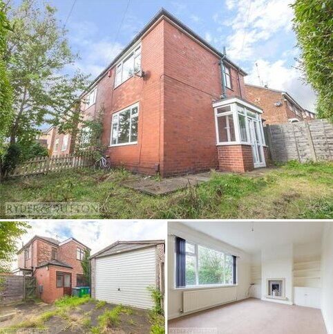 2 bedroom semi-detached house for sale - Barrowfields, Middleton, Manchester, M24