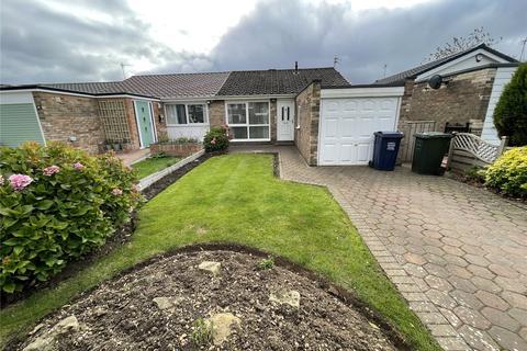 2 bedroom bungalow for sale - Church Close, Dinnington, Newcastle Upon Tyne, NE13