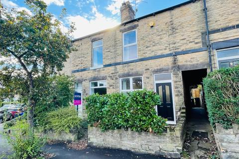 3 bedroom terraced house to rent - Forres Road, Crookes, Sheffield, S10 1WD