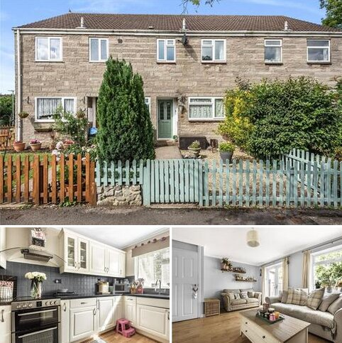 3 bedroom terraced house for sale - Chapmans Close, Wookey, Wells, BA5