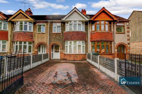 3 bedroom terraced house for sale - Bridgeman Road, Coventry