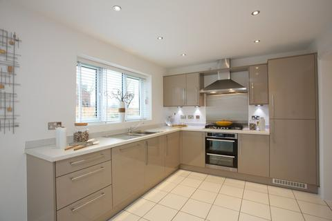 4 bedroom detached house for sale - The Newton, Cropper Road, Blackpool, FY4