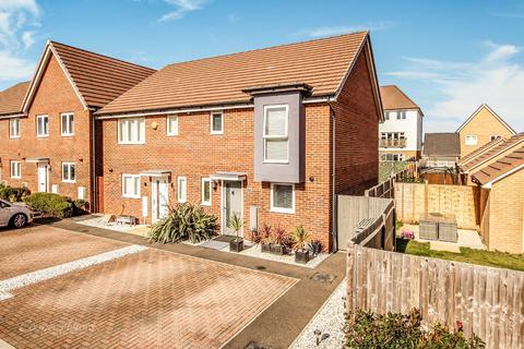 3 bedroom semi-detached house for sale - Cooper Drive, Littlehampton, West Sussex, BN17