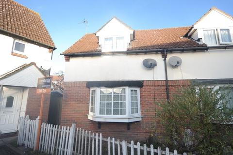 1 bedroom end of terrace house to rent - Nickelby Close, Central Thamesmead, London SE28