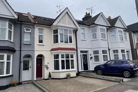 4 bedroom terraced house for sale - St. Georges Park Avenue, Westcliff-On-Sea