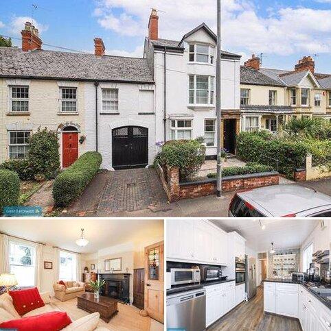 5 bedroom terraced house for sale - Mantle Street, Wellington