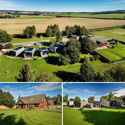 5 bedroom detached house for sale - Whitemoss Lodge, Dunning, Perth, PH2