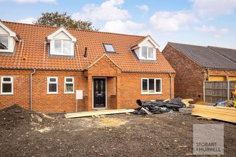 3 bedroom semi-detached house for sale - Plot 6, Knights Way, Aylsham, Norfolk, NR11 6LL