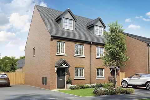 3 bedroom semi-detached house for sale - The Alton G - Plot 166 at Holly Hill II, West End Lane, Rossington DN11