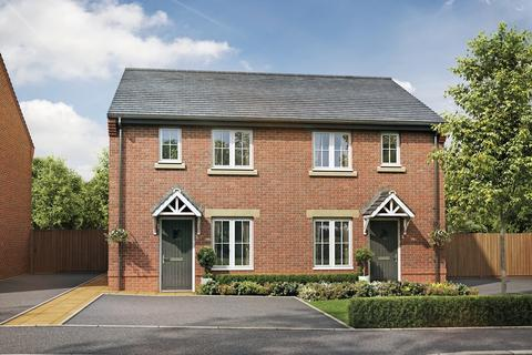 3 bedroom semi-detached house for sale - The Dadford - Plot 420 at Stoneley Park, Stoneley Park, Broad Street CW1