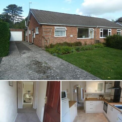 2 bedroom bungalow to rent - 3 Stretton Farm Road Church Stretton Shropshire SY6 6DX