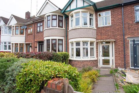 3 bedroom terraced house for sale - Longfellow Road, Stoke, Coventry