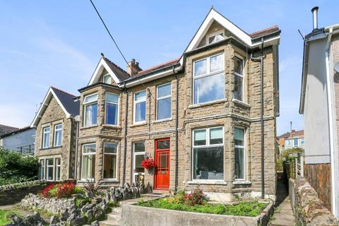 4 bedroom semi-detached house for sale - Park Road, Hengoed