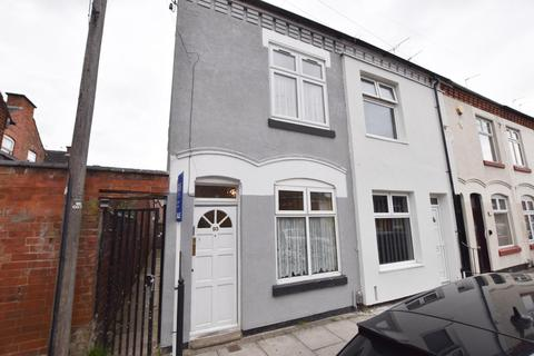 3 bedroom end of terrace house for sale - Vulcan Road, Leicester