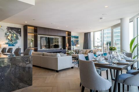 4 bedroom penthouse to rent - Pinnacle House, , Battersea Reach, SW18