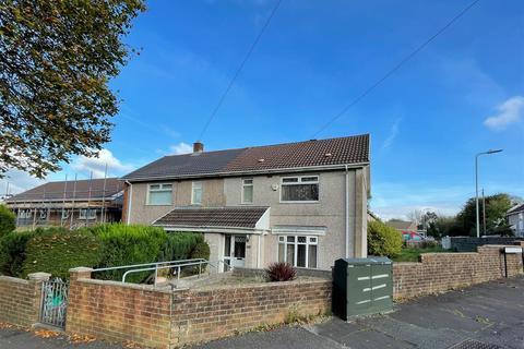 2 bedroom semi-detached house for sale - Longview Road, Clase, Swansea
