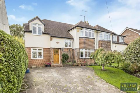 4 bedroom semi-detached house for sale - Bishops Avenue, Elstree, Borehamwood